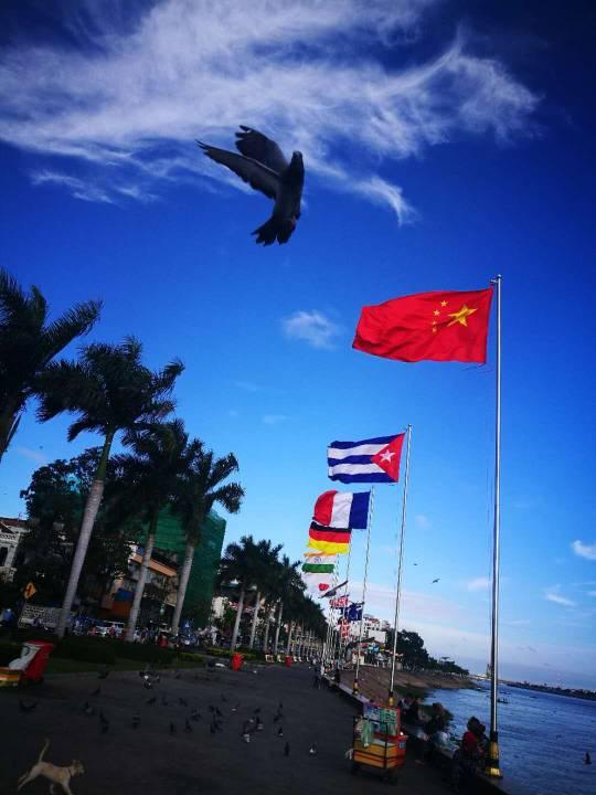 柬埔寨华人圈