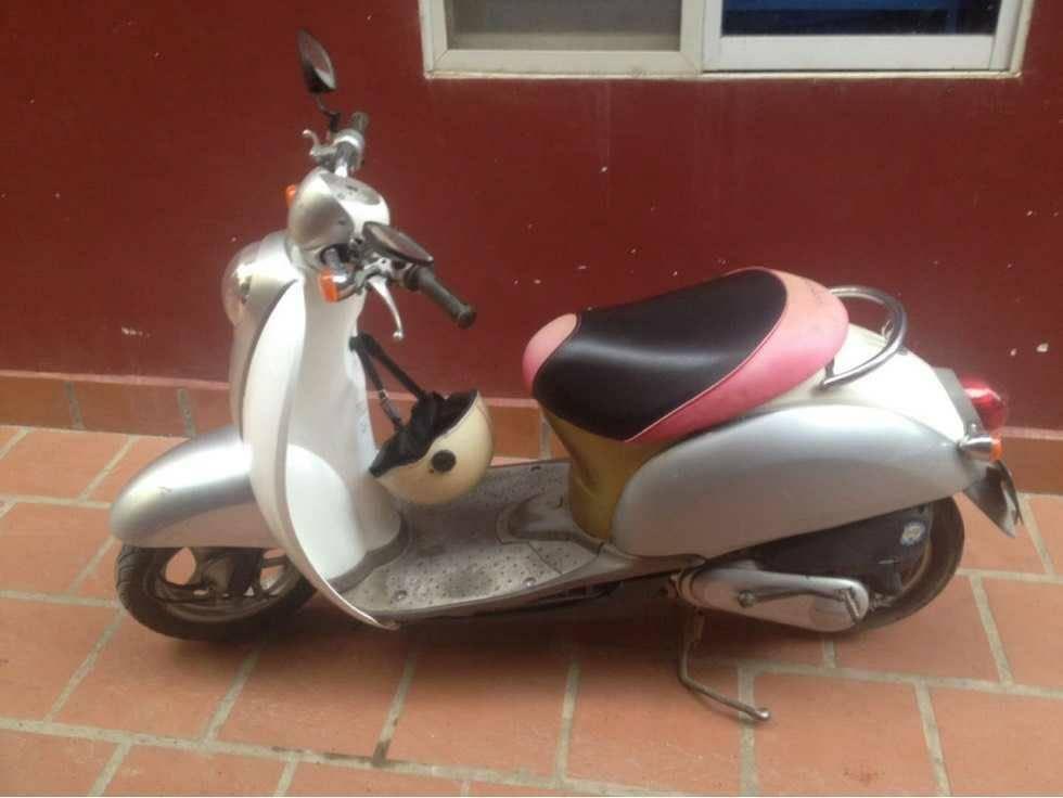 低价卖摩托车110c本田车发动机好