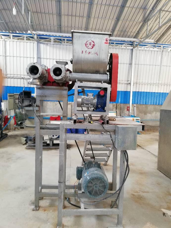 出售 转让9成新 面条 年糕 米粉成套生产流水设备