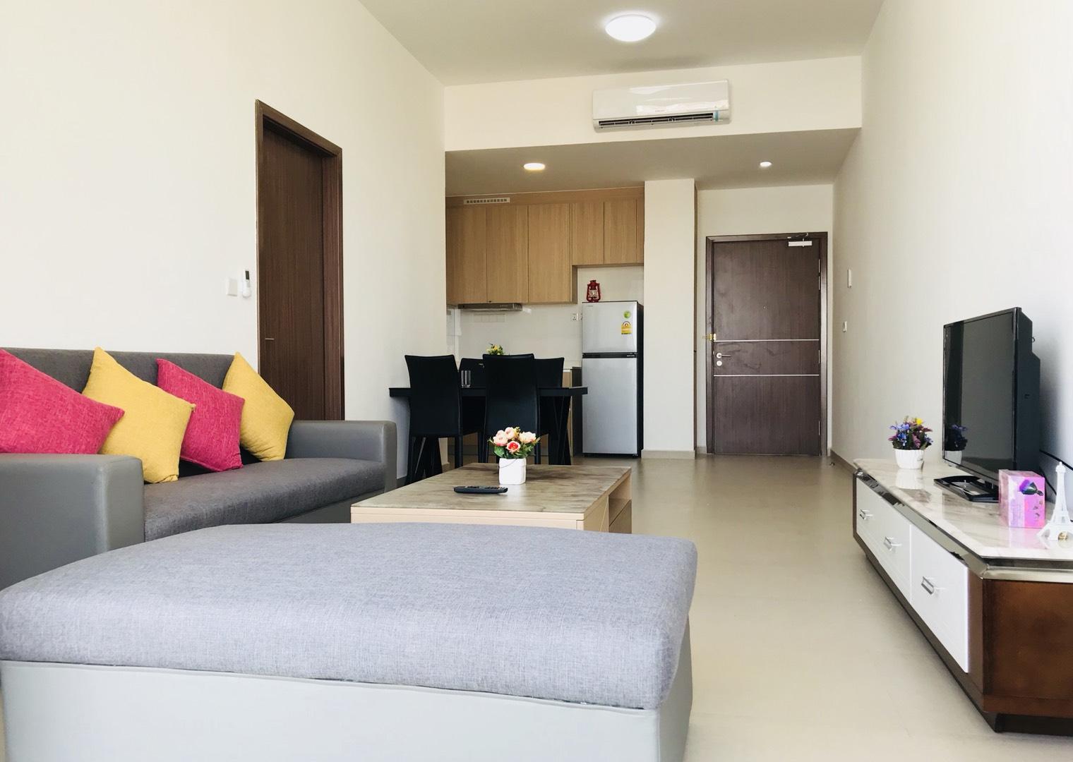 公寓出租在BKK3