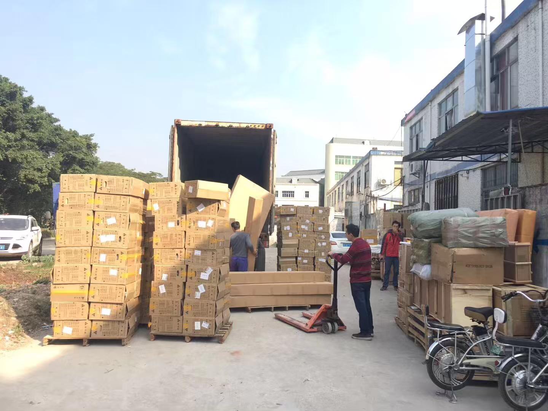 中国→柬埔寨双清包税到门物流
