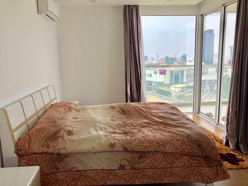 2间卧室的15层出租在钻石岛