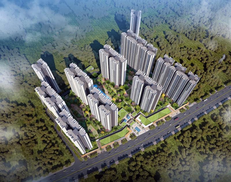 金边富力城·华庭火热销售中 城市繁华簇拥  启幕国际品质