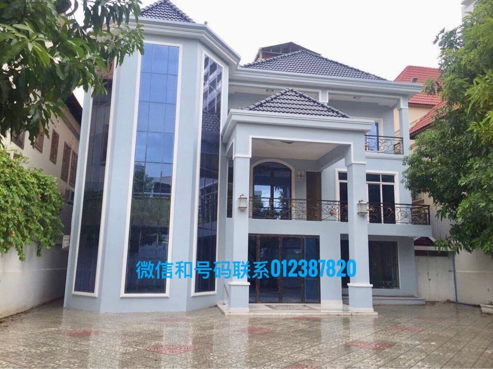 新款别墅出租靠近钻石岛和Naga World