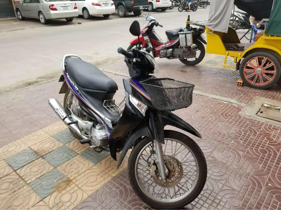 自用suzuki摩托车出出售