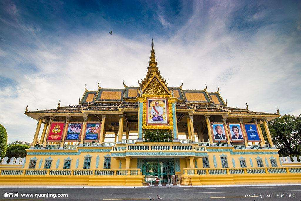 柬埔寨首都金边