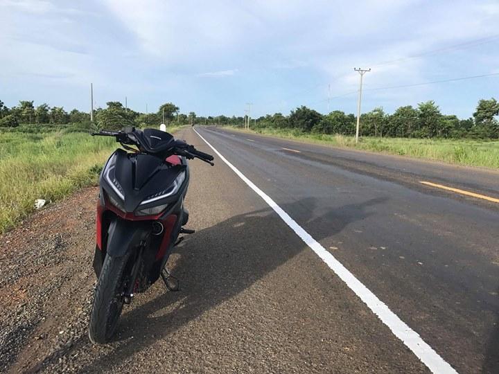 2018年款本田摩托车Honda Click出售