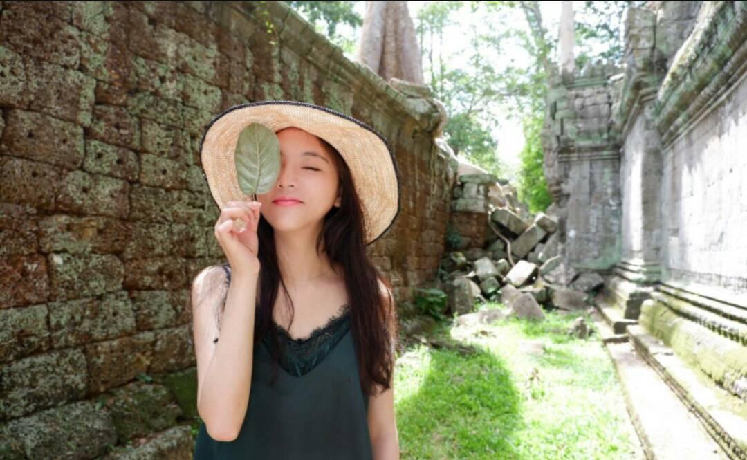 来柬埔寨的那些中国美女们