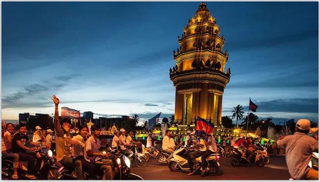 柬埔寨民众眼中的中国:亚洲最好的国家,和日本人评价...