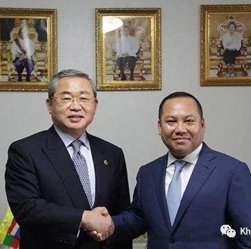 韩国商会关注柬埔寨橡胶产业