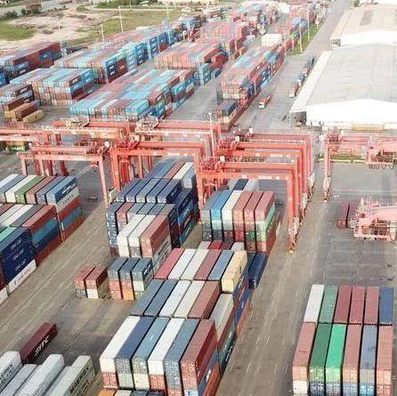 上半年西港货物吞吐量同增25%