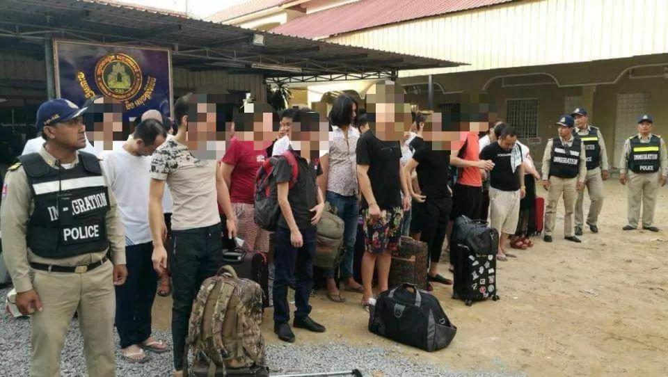 中国人被柬埔寨驱逐出境会有怎样的后果?