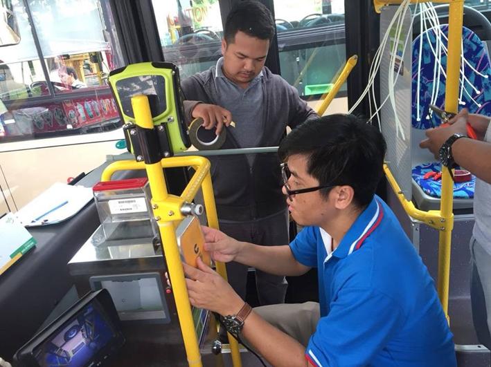 公交免费WiFi有望在近期内落实