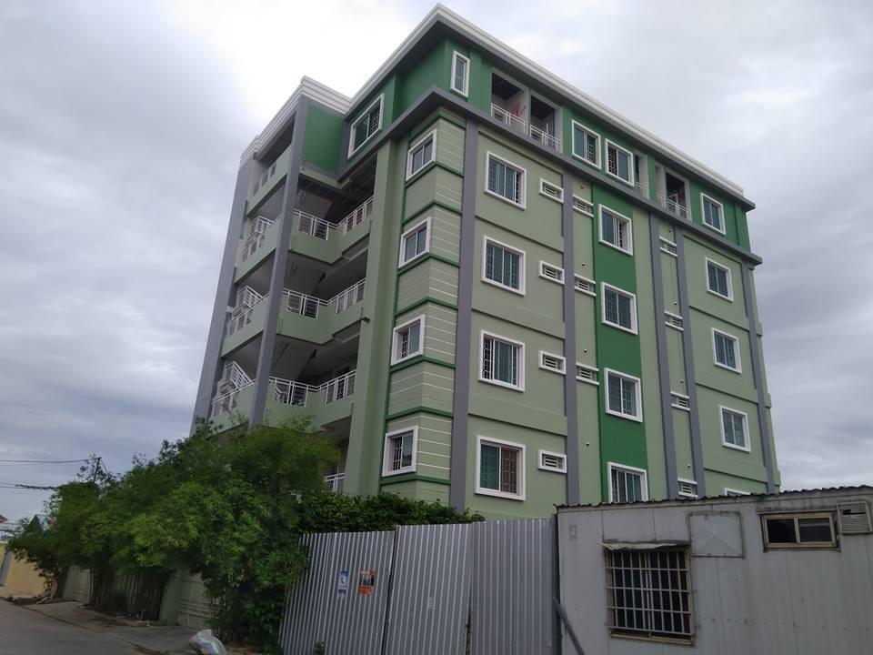 公寓出租在森速区 金边, 柬埔寨