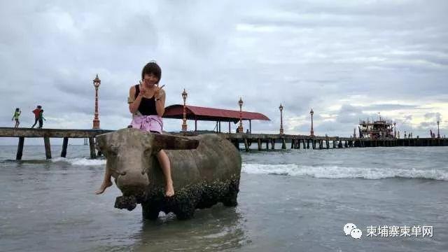 中国姑娘在柬埔寨,意外被法企设计师相中,邀请去模特...
