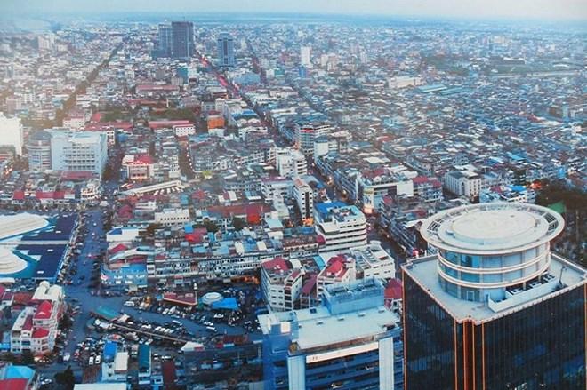 柬埔寨经济狂飙 各国资金抢占一席之地