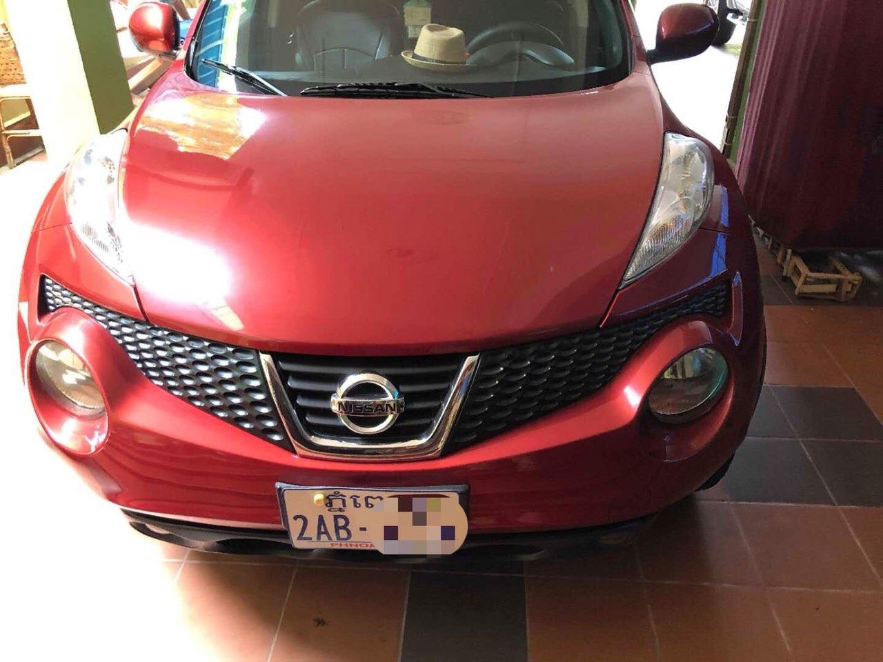 2012年日产车