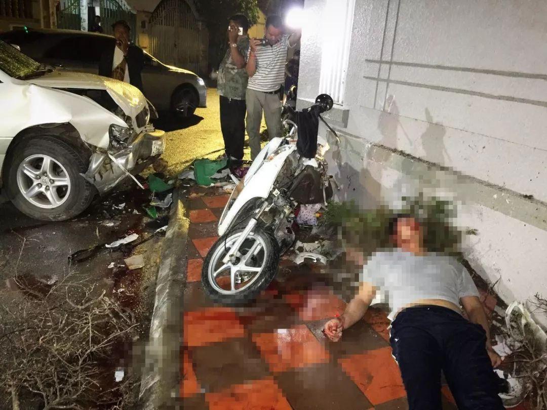 """中国女子被控""""企图谋杀""""!柬埔寨抢匪究竟该撞不该撞?"""