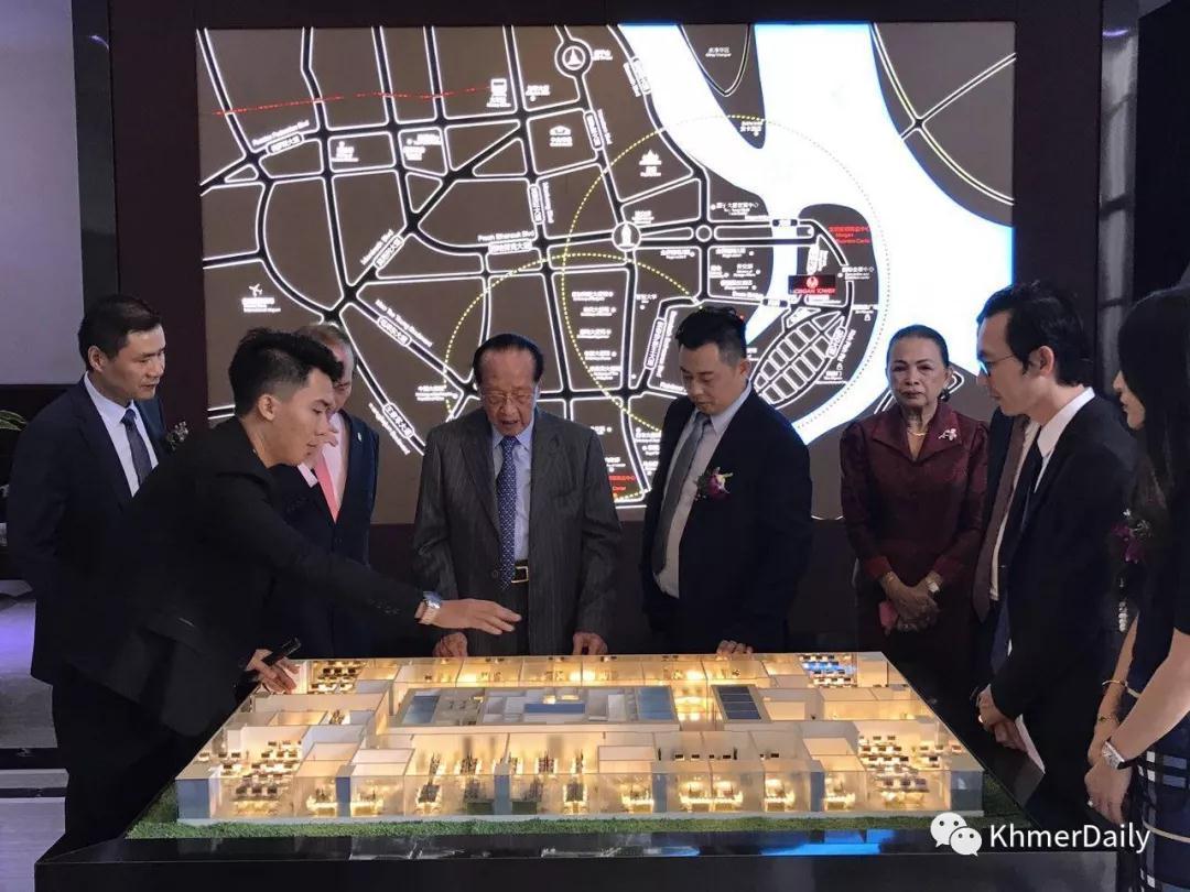 何南丰:柬埔寨的伟大发展离不开中国的支持