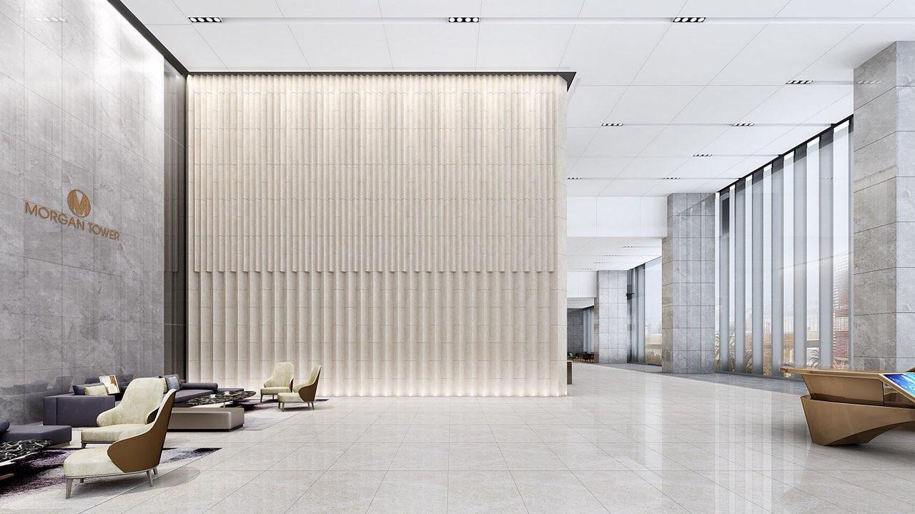 摩根大樓超5A級商辦大樓