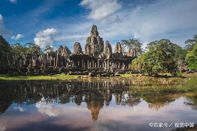 走吧,一起到柬埔寨,感受蓬勃发展的柬埔寨旅游业