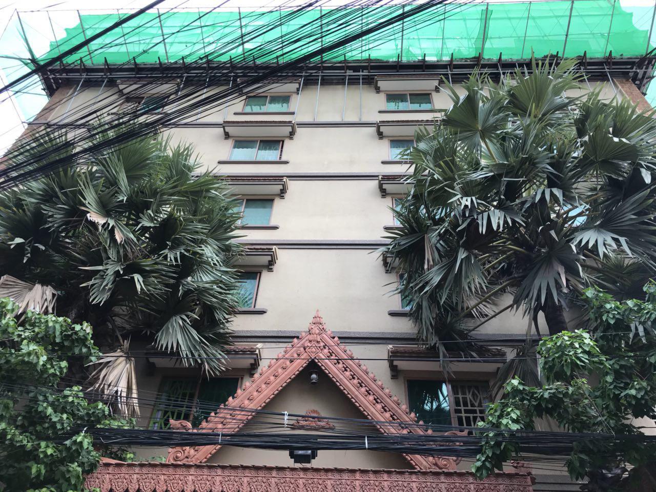酒店出售-土地面积:25米x 25米-房间:91-PNH-023