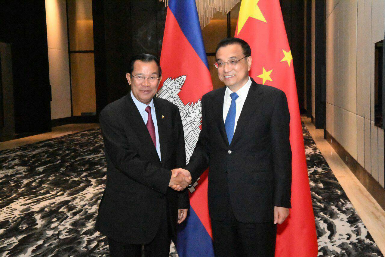 柬埔寨的乱与治