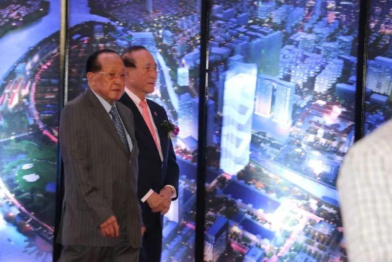 造价1.6亿!42层高摩根大厦正式启动!