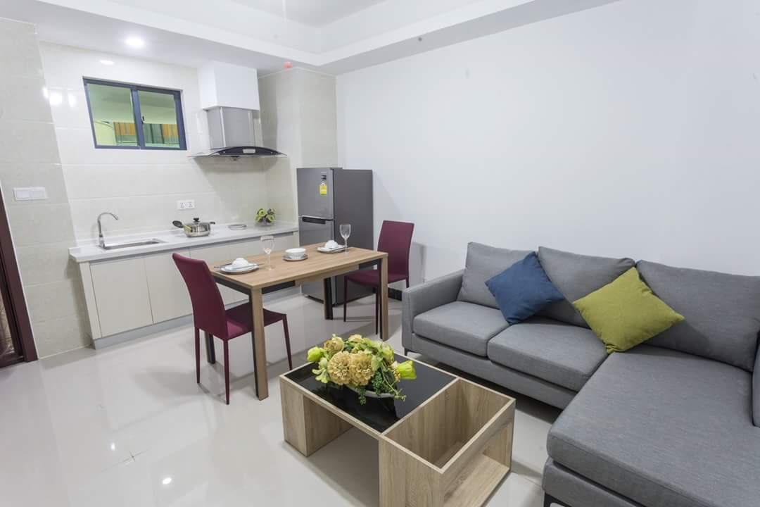 公寓 钻石岛 套房;1房