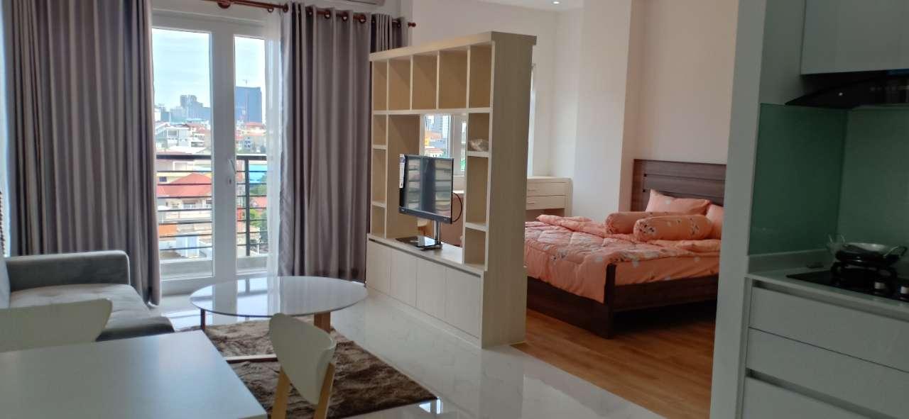 公寓出租,500$