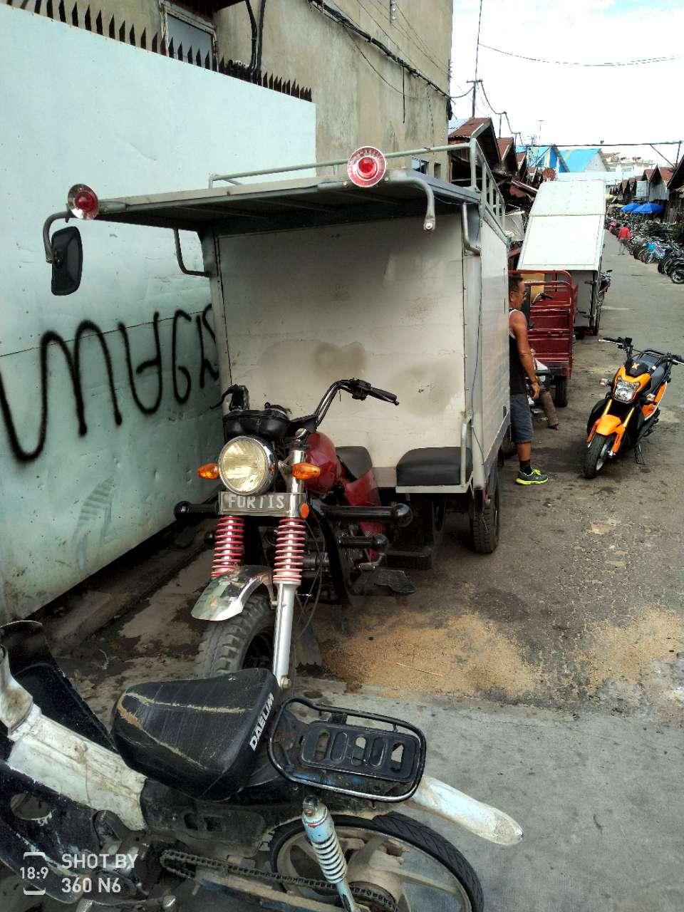 求购二手三轮摩托车