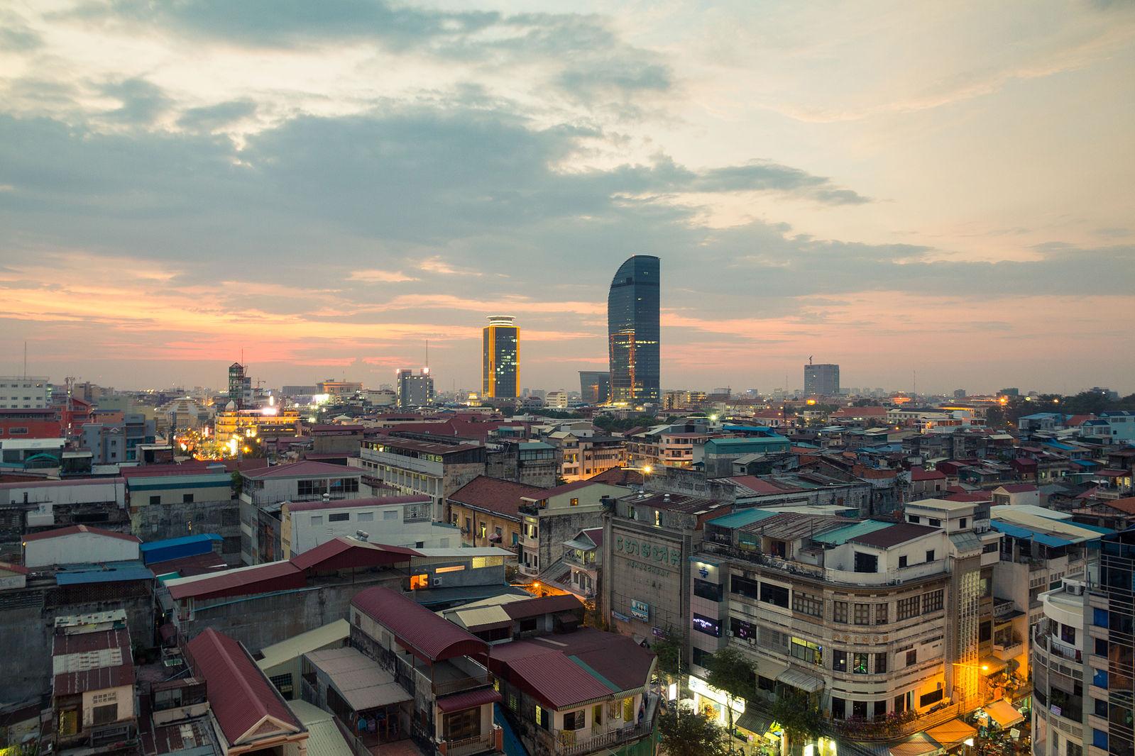 柬埔寨金边地价四年涨三倍,中国资本为重要推动力