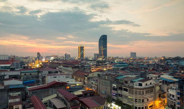 国际组织预测显示:柬埔寨经济增长前景看好