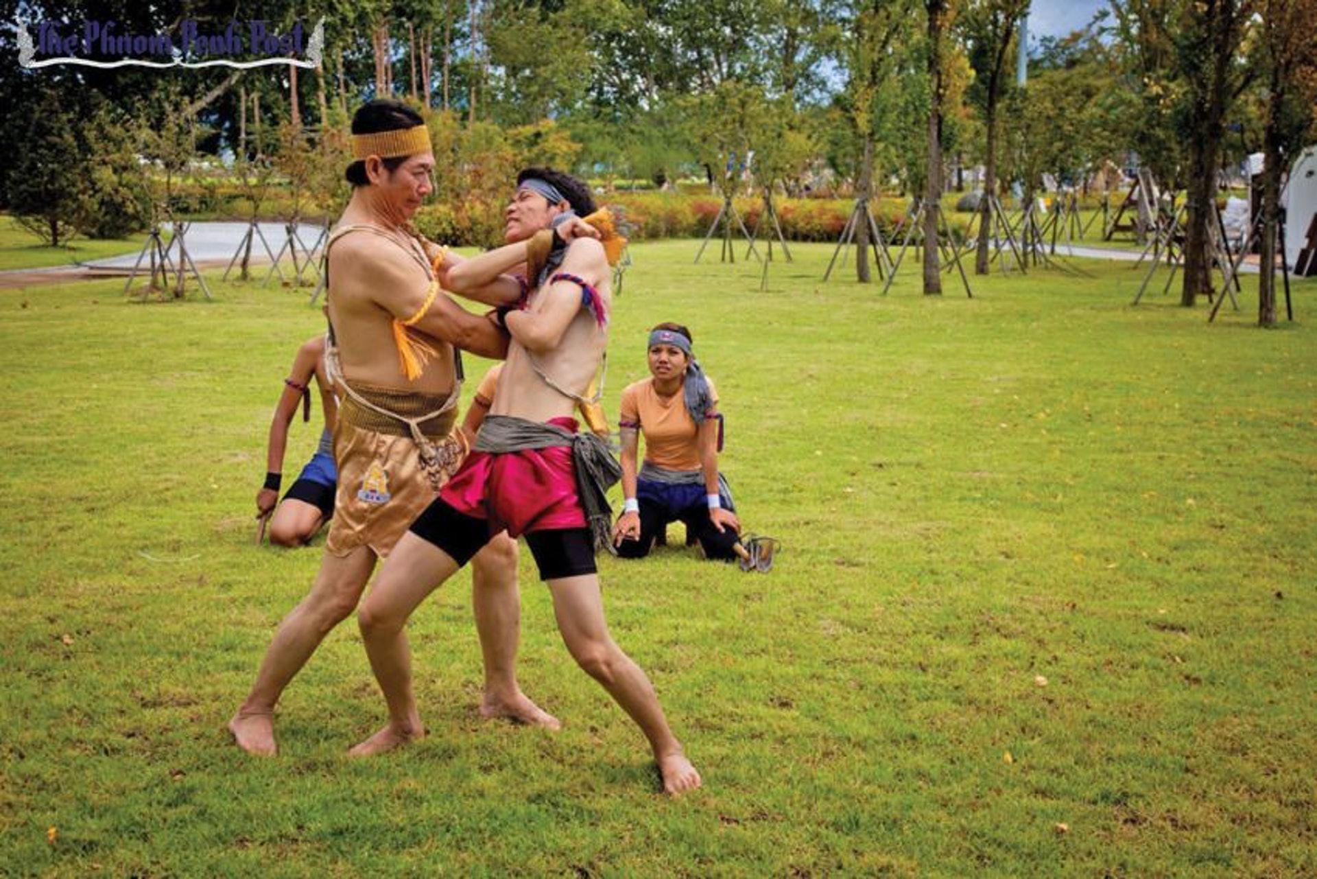 柬埔寨拳的复兴之父