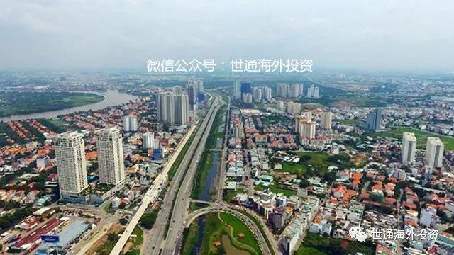 越南经济发展支持越南楼市四季度持续火爆
