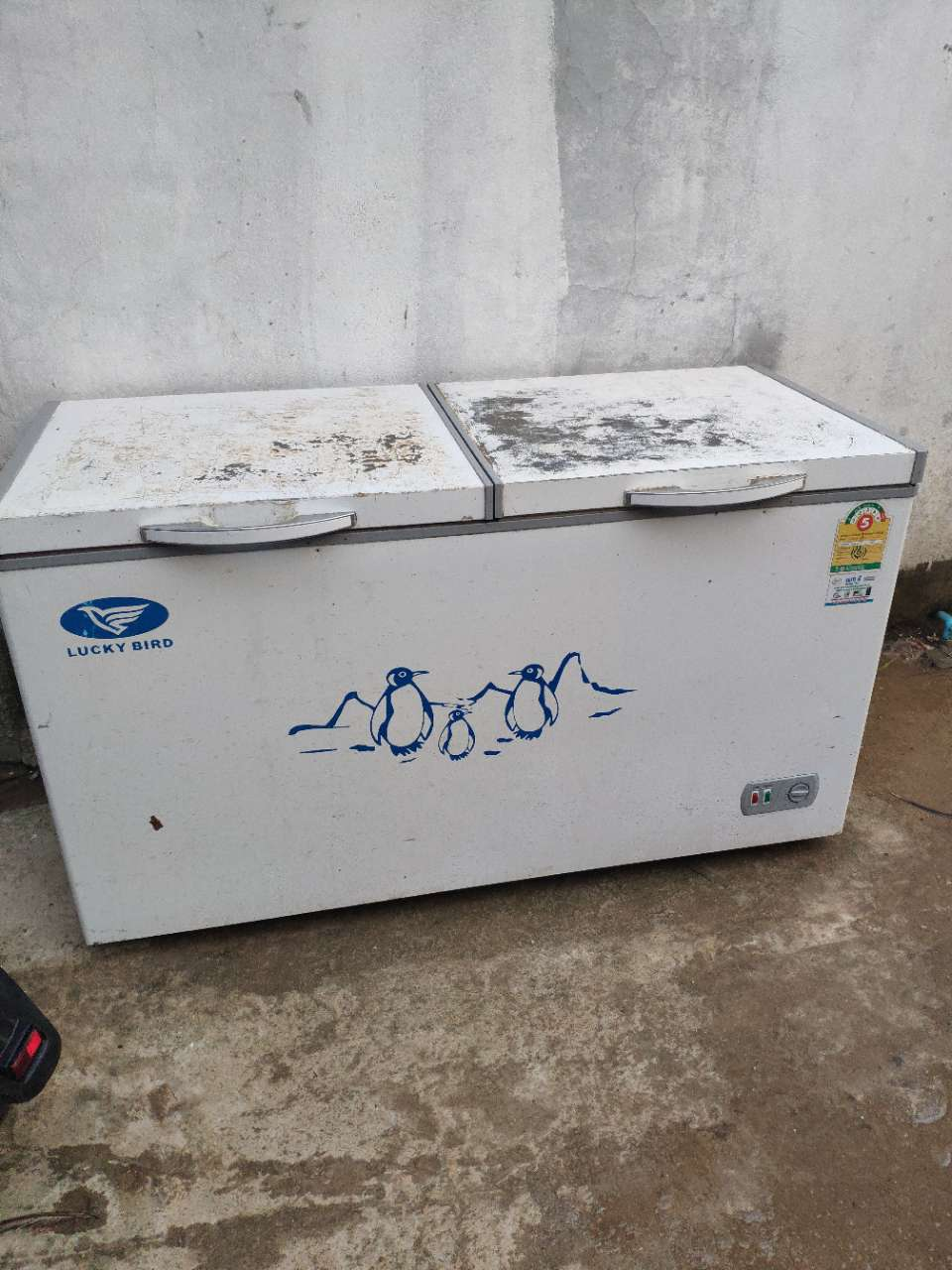 商用冰柜350升,双温,