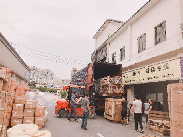 广州市WL中-柬货运
