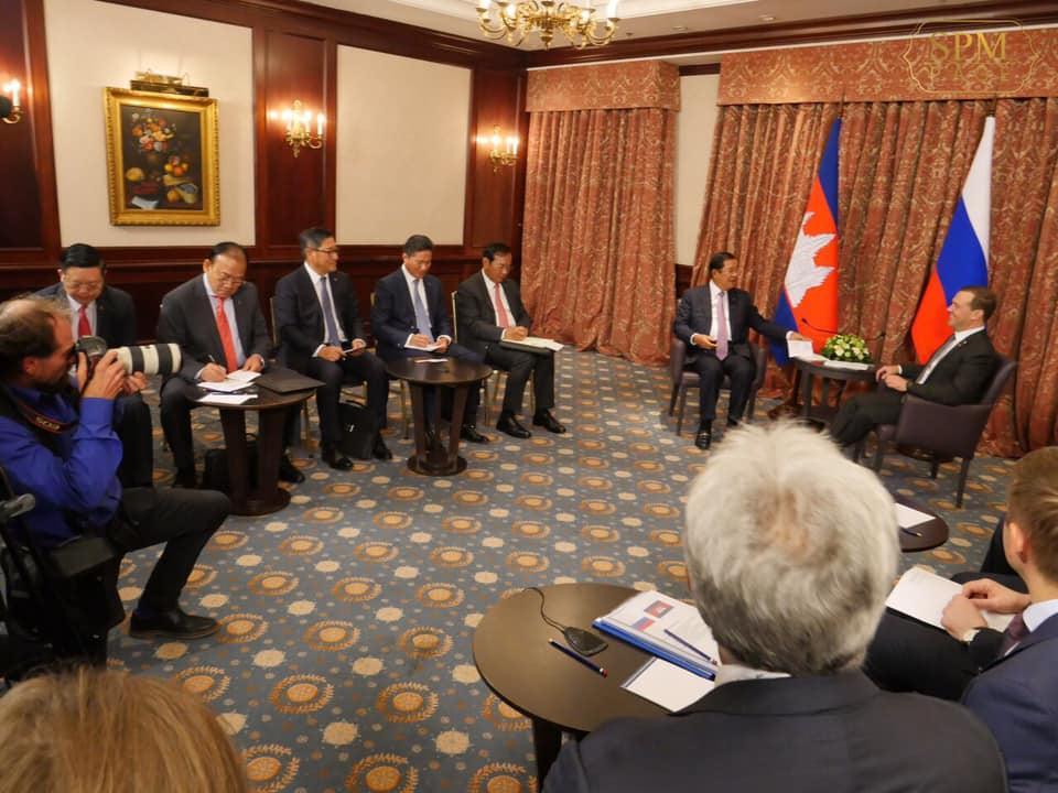 旧债转投资,俄罗斯也要来柬埔寨分一杯羹?