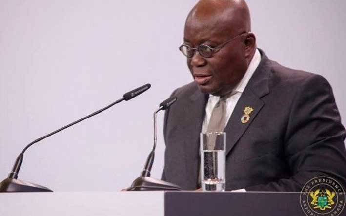 加纳总统祝贺洪森连任新政府总理