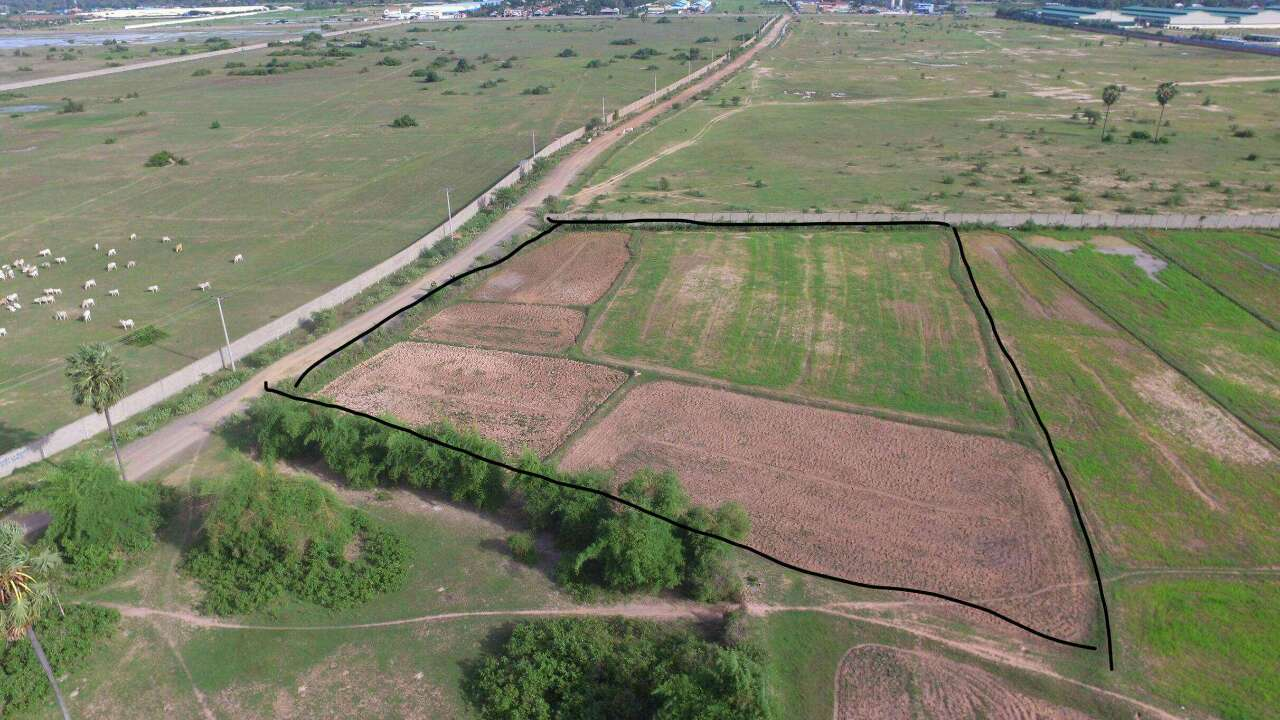 土地出售适合开放工厂和仓库