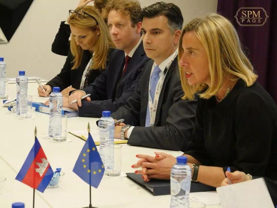 洪森:柬和欧盟 仍保持紧密合作关系