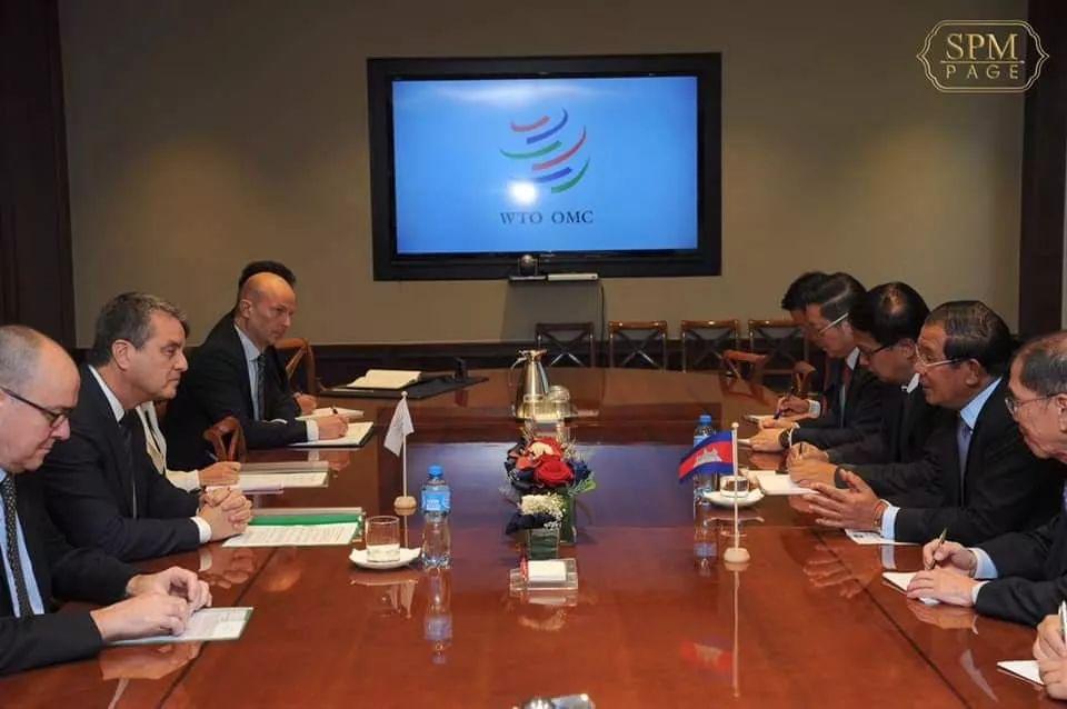 世贸组织将为柬埔寨提供更多资金和技术援助!